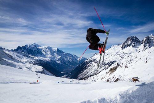 Winter in Chamonix