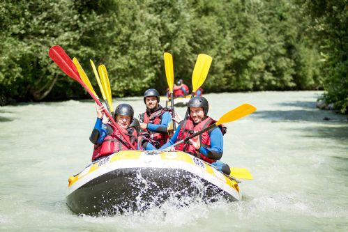 Summer Chamonix Activities