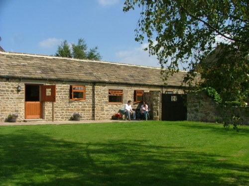 The Calf Pens, Masham.Self Catering Holiday Cottage. Dales, Wenslydale, Yorksire MoorsCottage Holiday Group