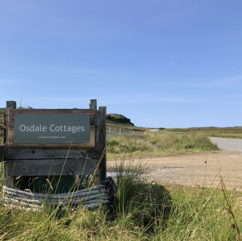 Upfront,up,front,reviews,accommodation,self,catering,rental,holiday,homes,cottages,feedback,information,genuine,trust,worthy,trustworthy,supercontrol,system,guests,customers,verified,exclusive,osdale byre,osdale cottages,dunvegan,,image,of,photo,picture,view