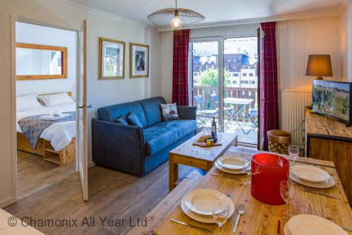 Courmayeur Apartment