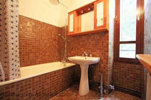 Bathroom with Bath & Shower