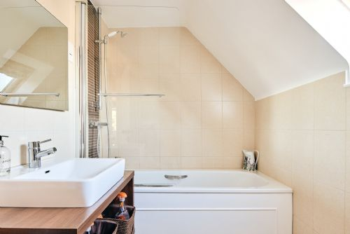 The Dovecote Bathroom
