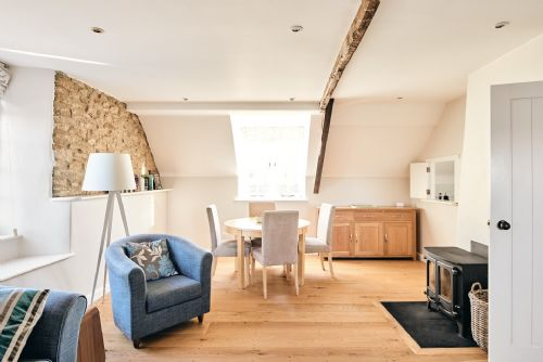 The Dovecote Living Room