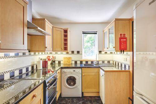 Seaview Apartment Kitchen