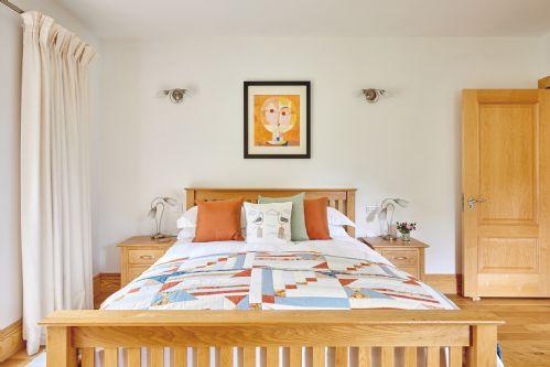 Seaview Apartment Bedroom