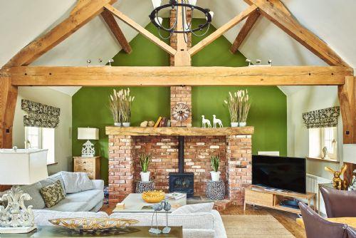 The Luxury Barn Living 3