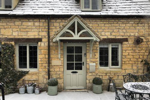 Honeysuckle Cottage Winter