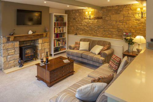 Honeysuckle Cottage Lounge