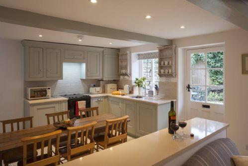 Honeysuckle Cottage Kitchen