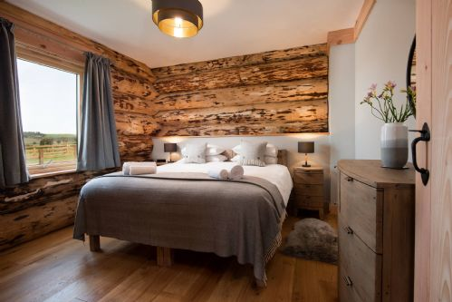 Melrose Cottage Bedroom 1 Double