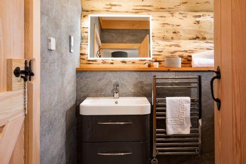 Melrose Cottage Shower Room 1
