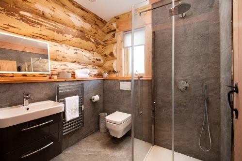 Melrose Cottage Shower Room 2
