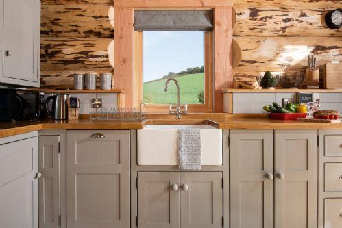 Melrose Cottage Kitchen 1