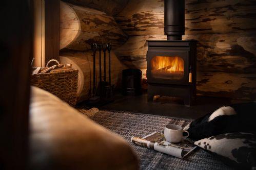 Melrose Cottage Log Burner