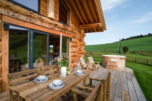 Melrose Cottage Outside Dining