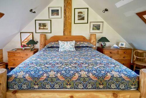 Fir Cottage Bedroom