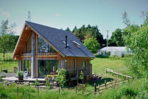Fir Cottage Exterior 1