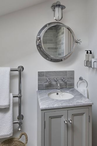 The Beach House Bathroom