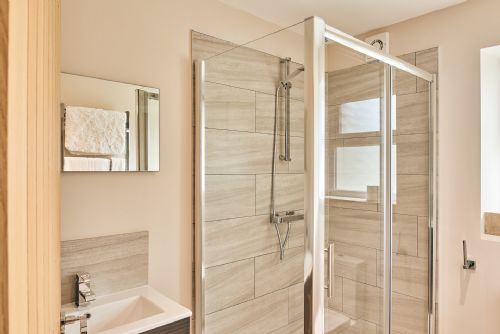 The Cowshed Shower Room