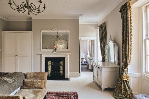 The Manor Bedroom