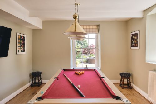 The Manor Games Room