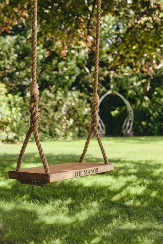 The Manor Garden Swing