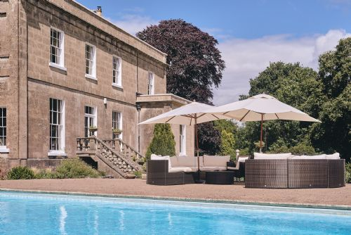 The Manor House Pool Terrace