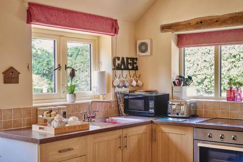 The Couple's Retreat Kitchen 2