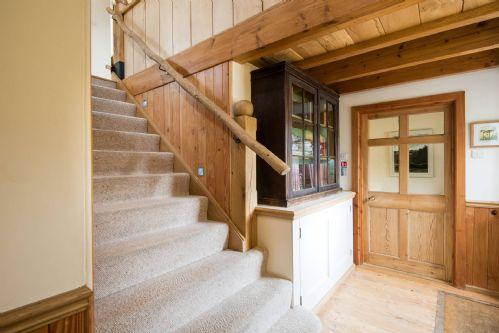 Winnow Mill Stairway