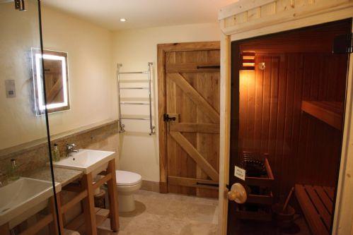 Winnow Mill Sauna