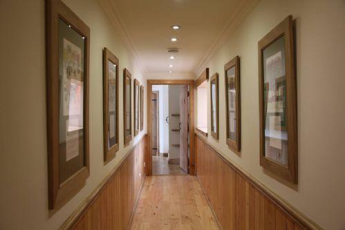 Winnow Mill Hallway