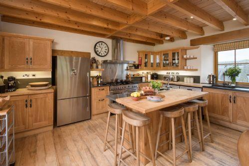 Winnow Mill Kitchen