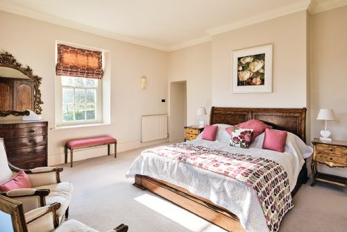 The Old Rectory Bedroom 1