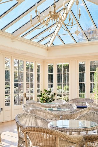 The Old Rectory Conservatory 1