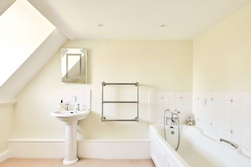 The Old Rectory Bathroom 3