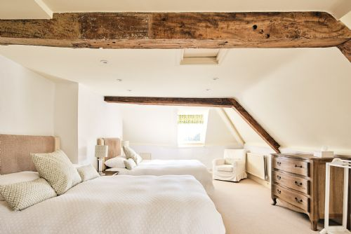 The Old Rectory Bedroom 7