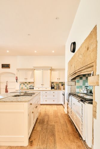 The Old Rectory Kitchen 2
