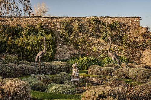 The Old Rectory Garden 2