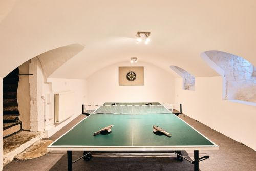 The Old Rectory Table Tennis
