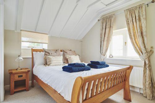 Victoria Lodge Bedroom 1