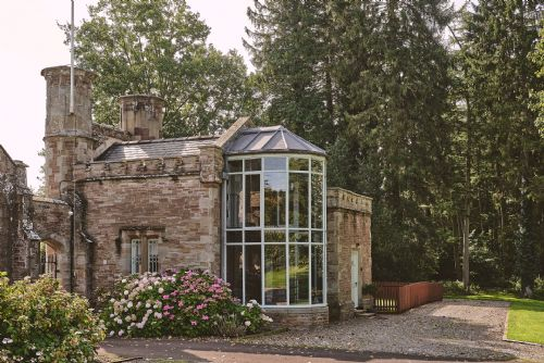 Albert Lodge Exterior 2