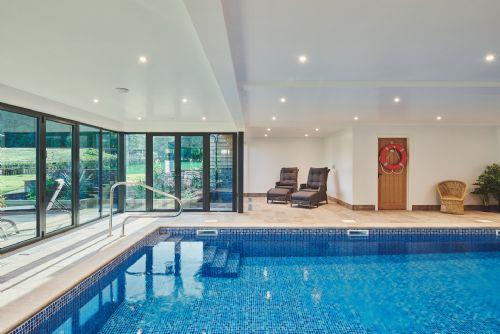Big Barn Swimming Pool 2