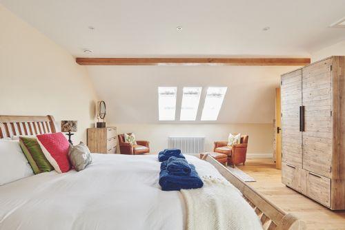 Big Barn Bedroom