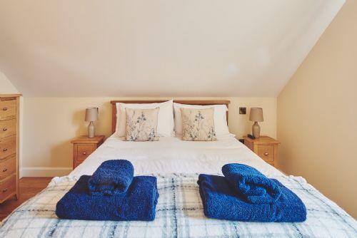 Big Barn Bedroom 4