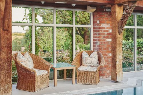 Flock Cottage Pool Chairs