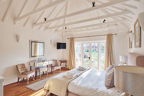 Flock Cottage Bedroom 2