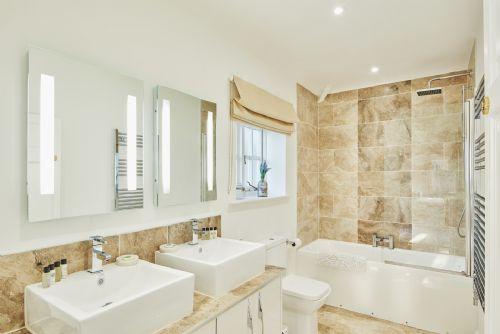 Flock Cottage Bathroom 2