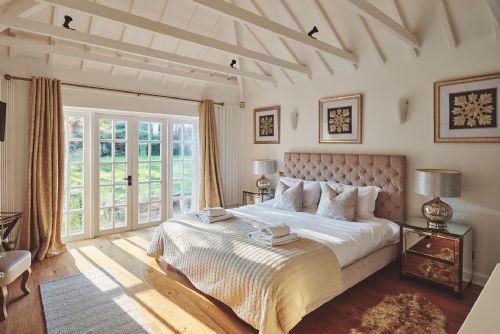 Flock Cottage Bedroom 4
