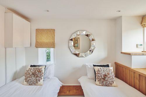 Flock Cottage Bedroom 3